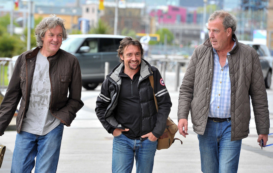 Top Gear 'reinvented' by trio in new show