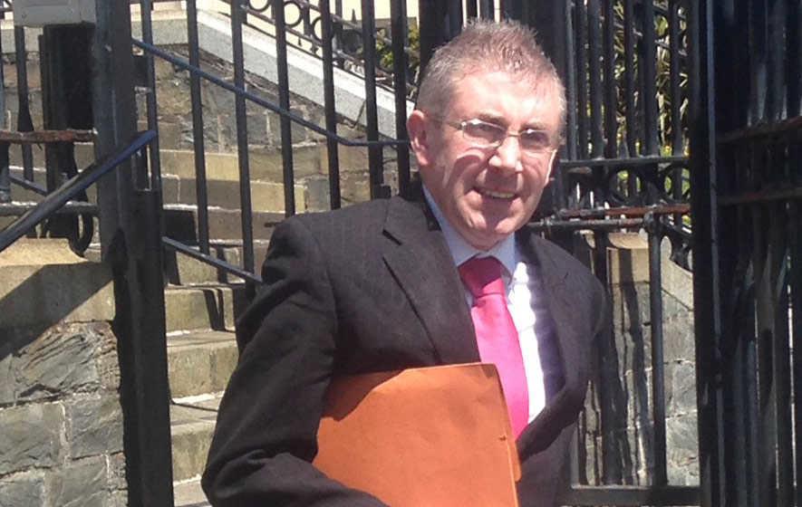 Councillor faces jail after admitting sexual assault