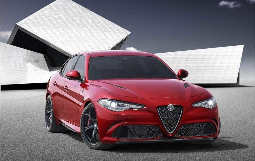 Alfa's back - again...