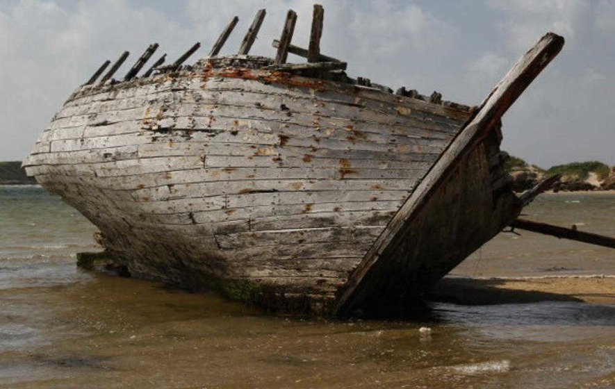 Iconic Donegal boat wreck could be lost