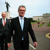 Mike Nesbitt's strategy is to out-hardline the DUP