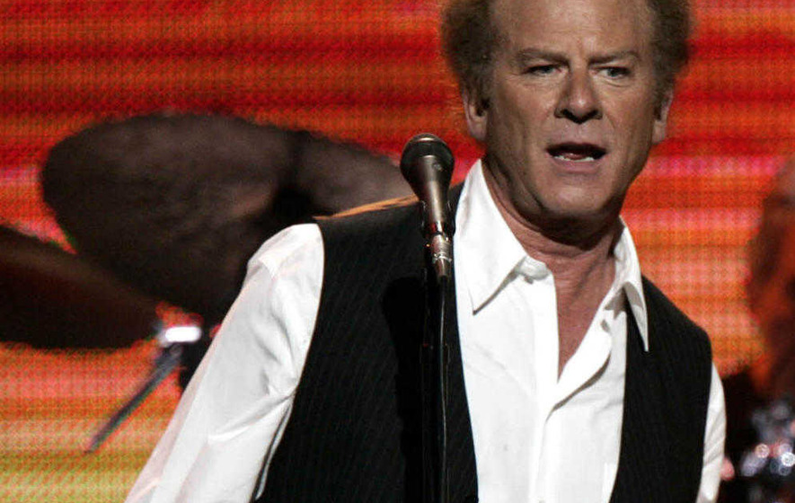 Soulful Art Garfunkel lyrical as ever at Waterfront Hall