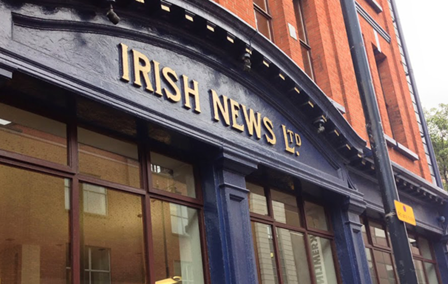 Death threat Irish News journalist flooded with messages of support