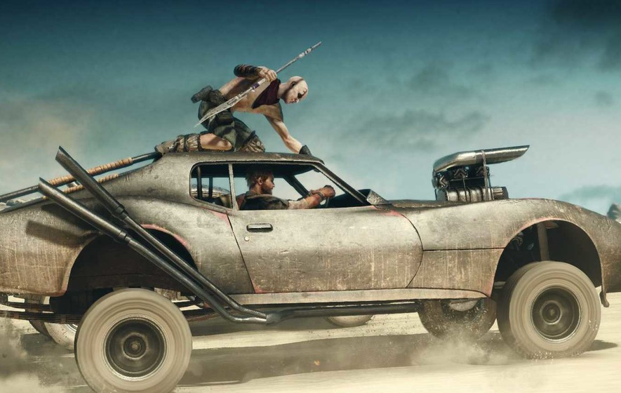 Games: A hard drivin' beast from Down Under