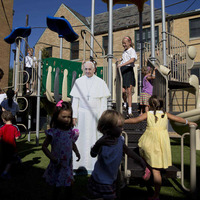 Pope Francis and the challenge of mercy