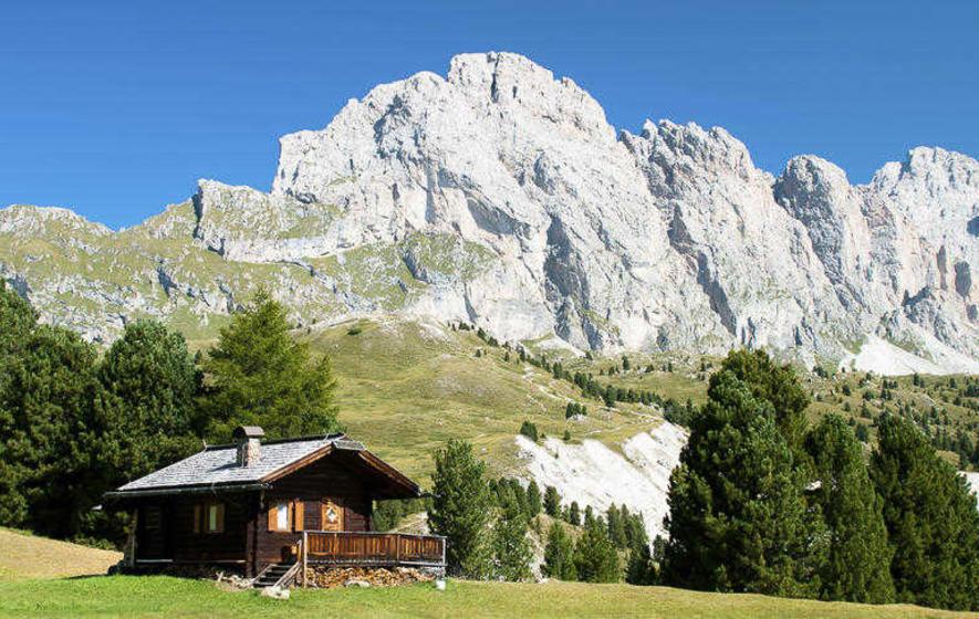 Travel: Set your soul walking in Val Gardena