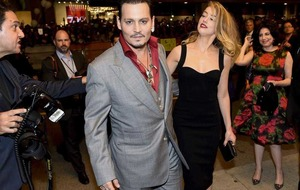 Johnny Depp: 'Pressure of playing Irish-American mobster'