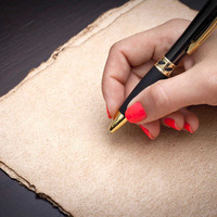 Don't give up the beautiful art of letter writing