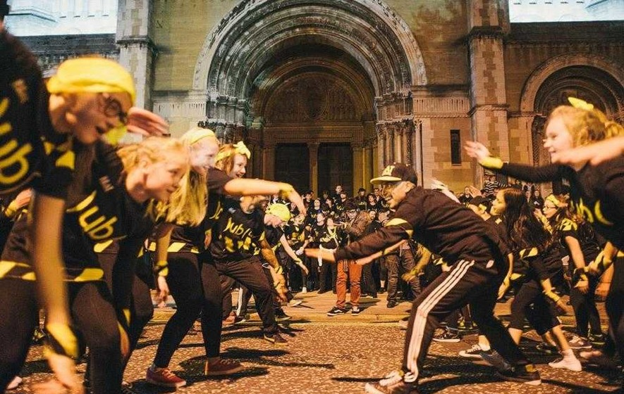 Night of cultural wealth reaches out across Ireland's towns and cities
