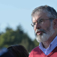 Gerry Adams: There will be Orange parades in a united Ireland