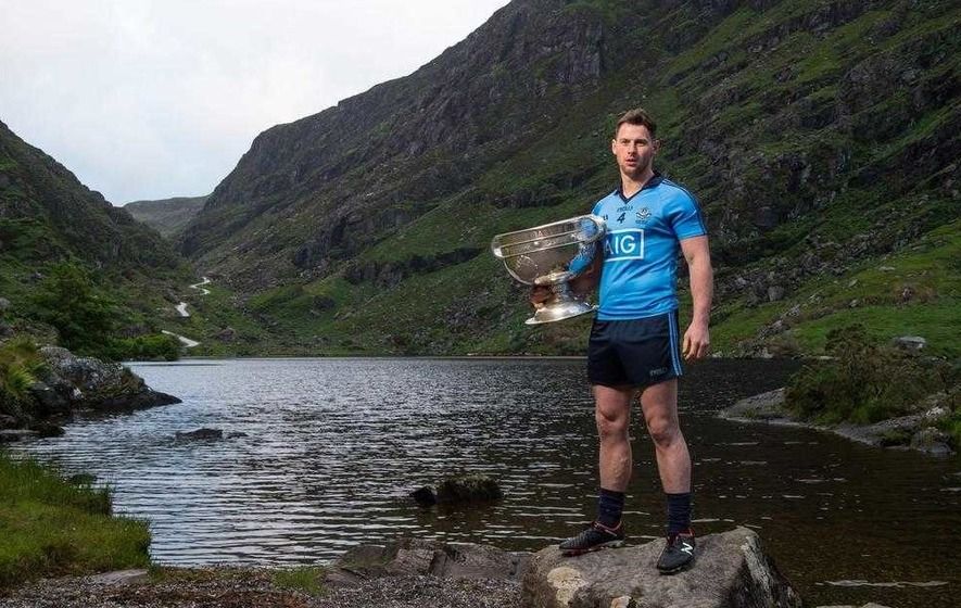 McMahon: defender driven by desire to claim Sam Maguire