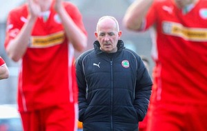 Lyttle excited by challenge of managing Cliftonville