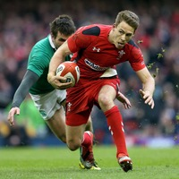 Williams relishing chance to stand in for injured Halfpenny
