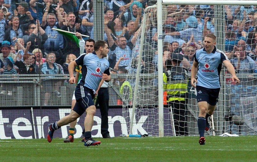 Dublin goal-den boys to win the day against the Kingdom
