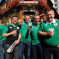 Ireland will be the winner in hosting rugby world cup