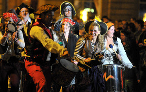 Culture Night Belfast attracts up to 70,000 revellers