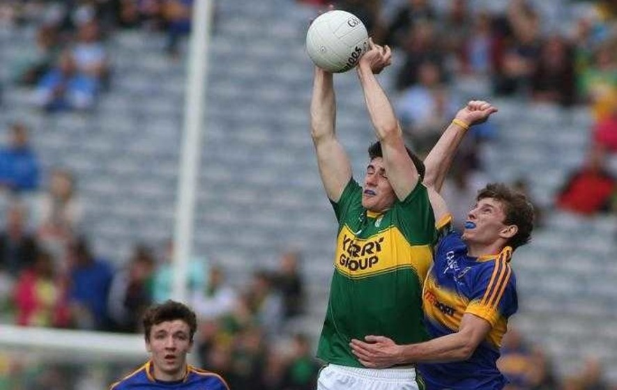 Geaney the star as Kerry minors give Tipp double dose of misery