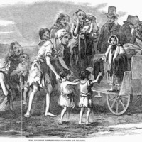 Newry explores the legacy of the Great Famine