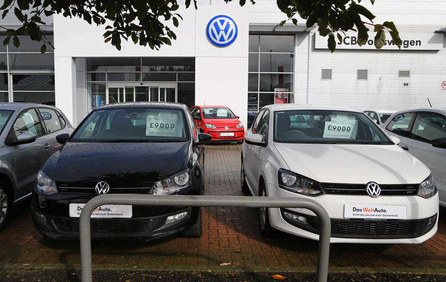Vw Admit To Emissions Cheat Software On Cars The Irish