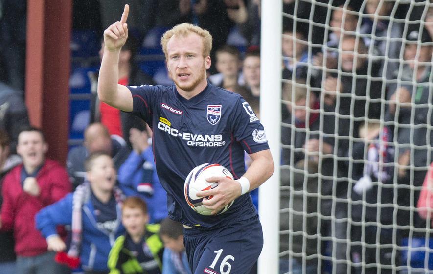 Boyce scores three in 10 as County hammer Falkirk