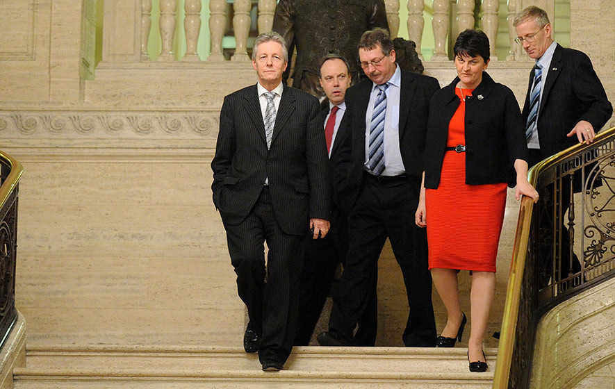 DUP made mistake in confronting Cameron with threats