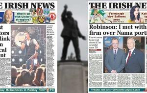 Timeline of Nama's Northern Ireland property portfolio deal