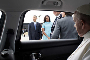 Pope Francis visits the United States