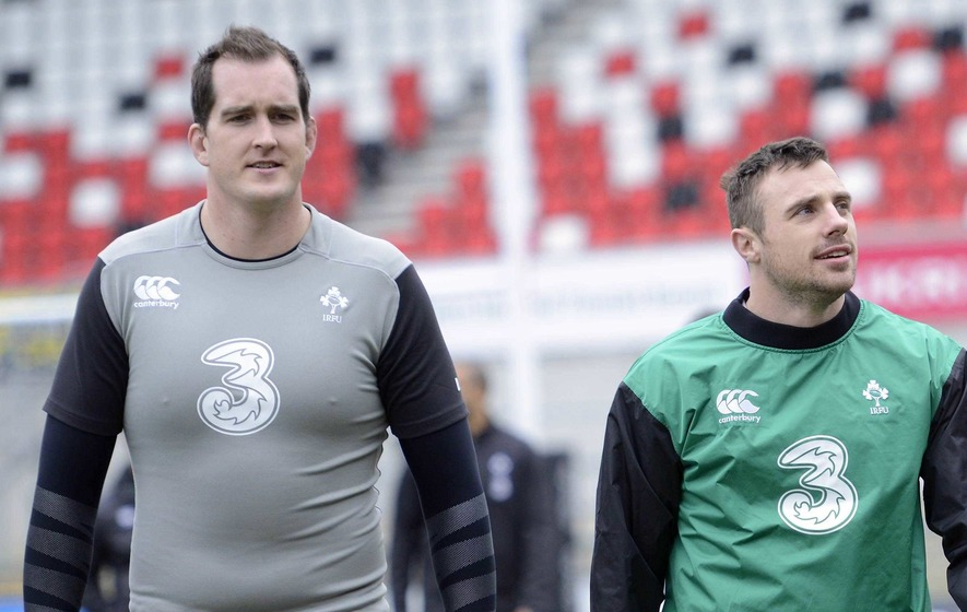 Toner keen to take opportunity to win back Ireland starting spot