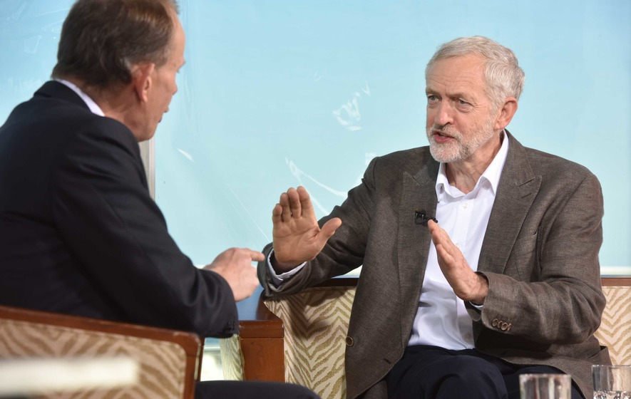 Jeremy Corbyn defends his stance on the IRA