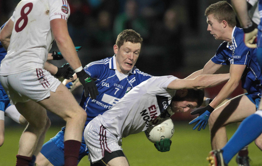 Slaughtneil and Coleraine set up Derry final meeting