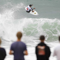 Surfing and skateboarding look set for their Olympic debuts