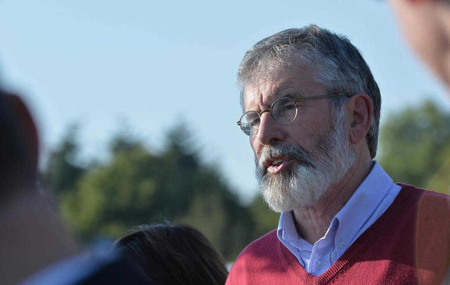 Sinn Fein congratulates Catalonian separatists