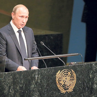 Putin backs Assad but has no plans for troops in Syria