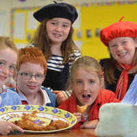 Pupils `adopt' countries to learn about culture
