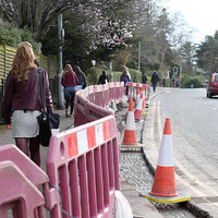 Malone Road in Belfast to close for resurfacing work