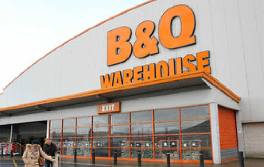 Five B&Q stores to close leaving hundreds of jobs at risk