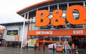 B&Q shedding 300 jobs as it halves store portfolio in north