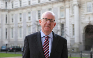 Dublin minister pledges A5 funds