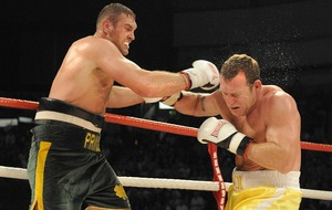 Belfast inspiration for boxer Fury's political hopes
