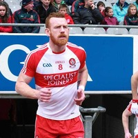Derry's Doherty calls time on inter-county career