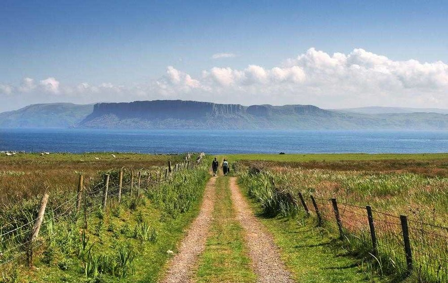 Weekend Walk: Roonivoolin, Rathlin Island