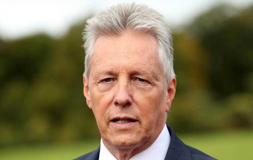 DUP denies Private Eye claim over Robinson 'peerage'