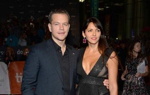 Matt Damon's out on his own in The Martian