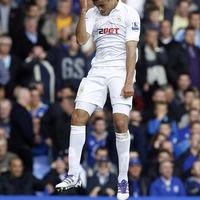 Qarabag shock Anderlecht as Di Santo hits hat-trick for Schalke