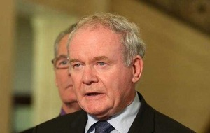 McGuiness seeks to appear before Dáil committee