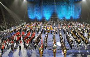 Pipe bands confirmed for three-night Tattoo in 2016