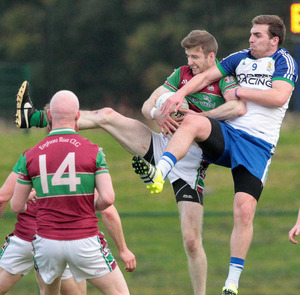Coleraine bid to stop Slaughtneil drive for double-double