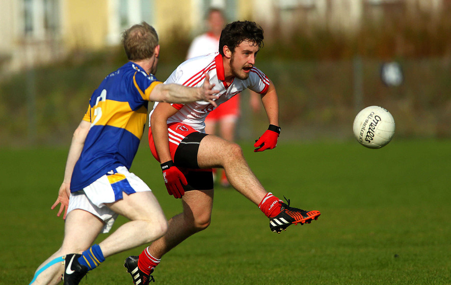 Slaughtneil the victors in Oak Leaf county to complete double