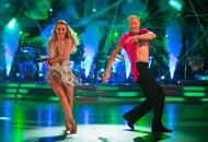Daniel's through to next week's Strictly but sprinter Thomas exits