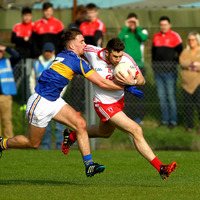 Antrim SFC semi-final: Lámh Dhearg hold off Rossa revival